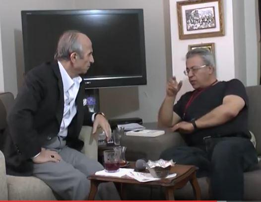 Yaşar Nuri Öztürk ve Edip Yüksel, Şubat 2013