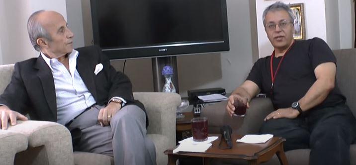 Edip Yüksel ve Yaşar Nuri Öztürk Şubat 2013