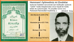 2015-03-01 Ebu Hureyler Hemmam Nüshası Hamidullah