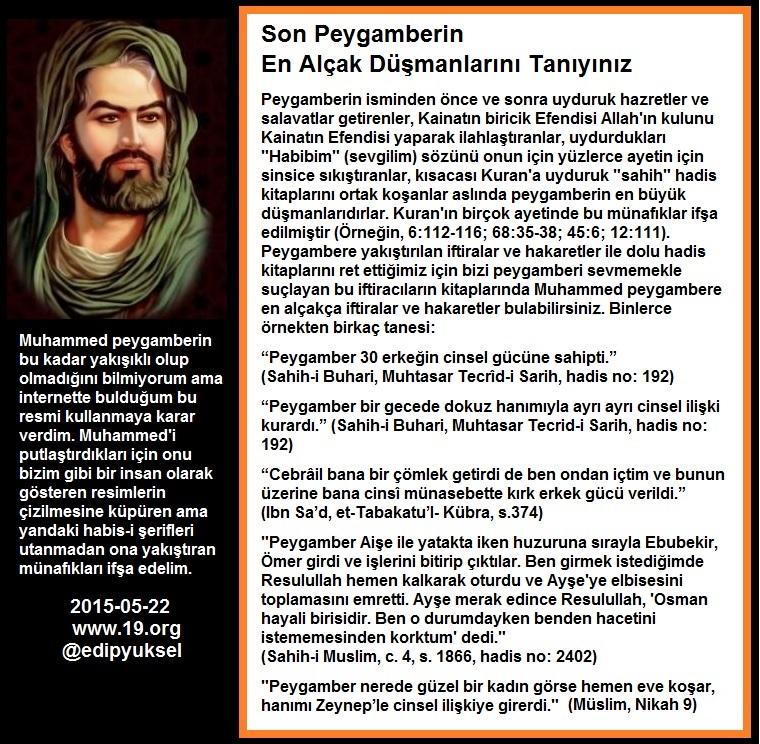 2015-05-22 Son peygamberin en alçak düşmanları habis-i şerif