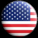 US flag 128x128
