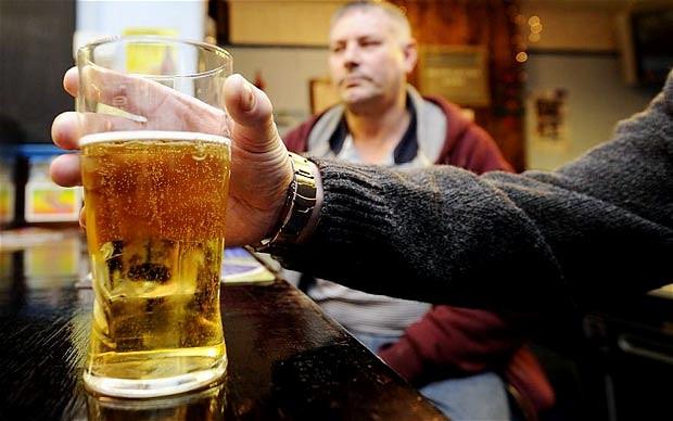 பீர் பற்றிய  உண்மைகள் Beer-not-smart