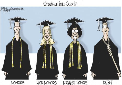 Garduation Cords