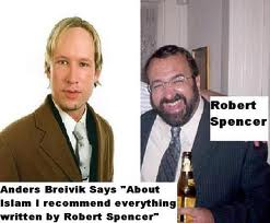 Breivik and Spencer