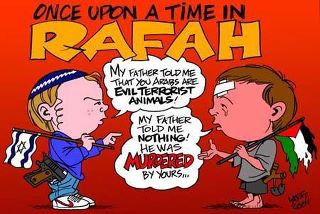 Zionist and Pal kids