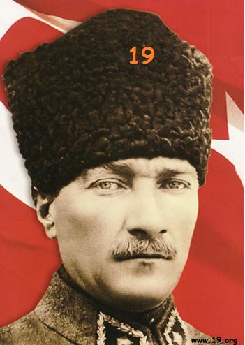 Mustafa Kemal Atatürk 19