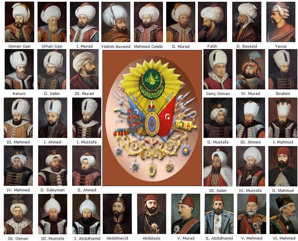 Osmanli Padisahlari
