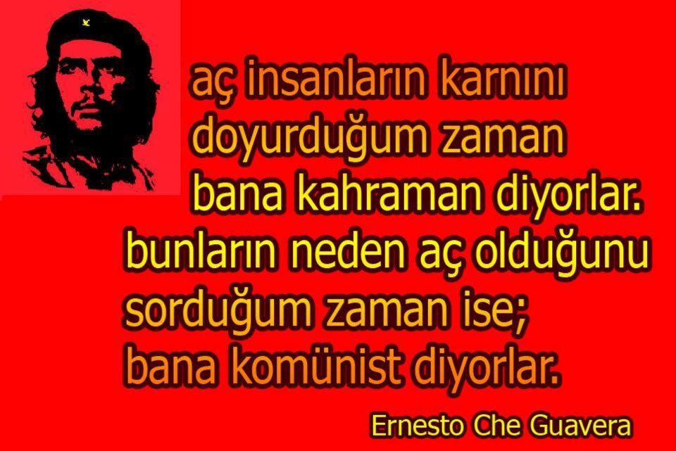 Che Guevara Facebook Kapak Fotoğrafları Che Guevara Resimli Sözleri