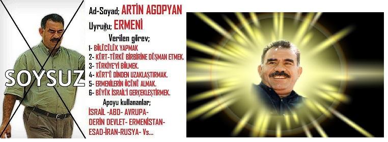 Soysuz Ermeni ve Serok Apo