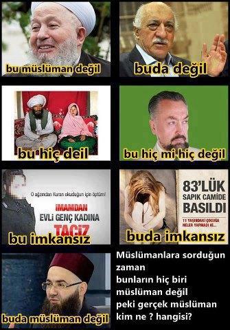 Müslüman Kim