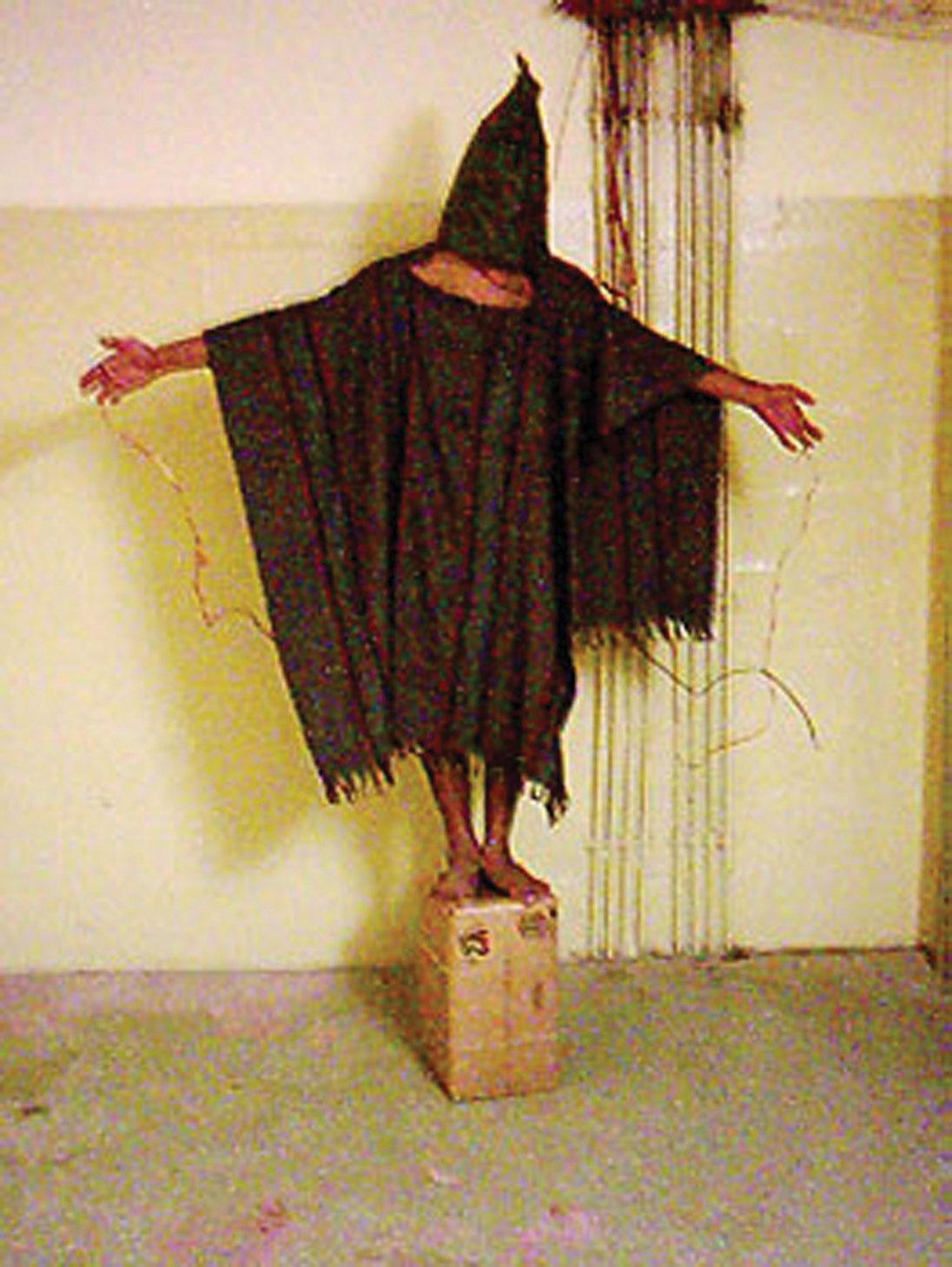 Aba Gharib Torture