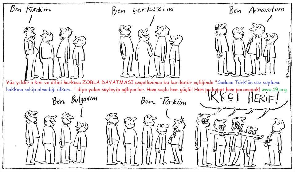 Ben Türküm