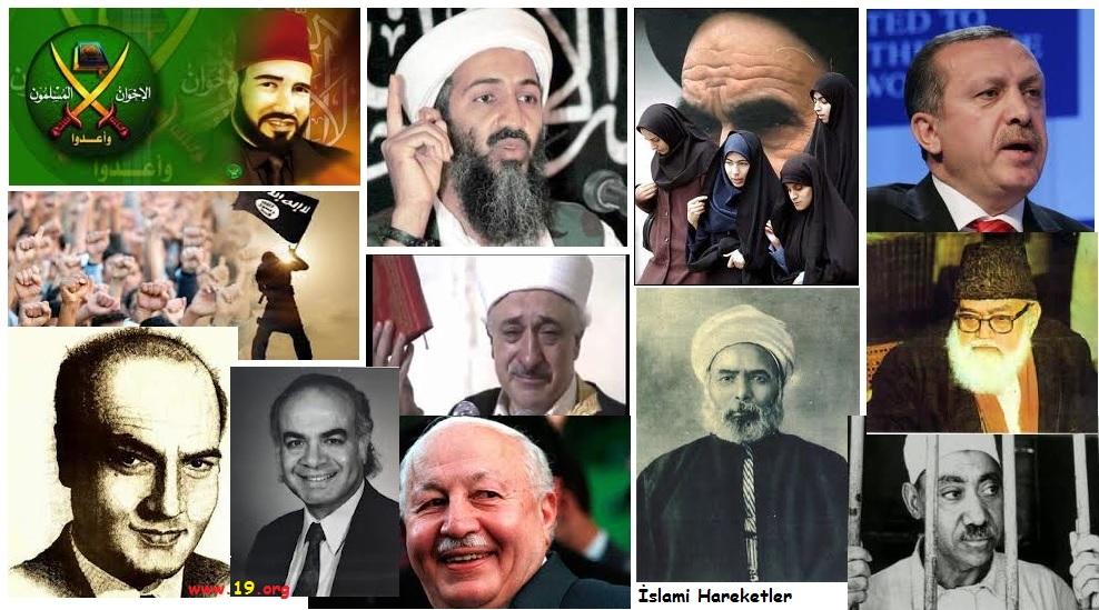 İslamcı Hareketler Islamist