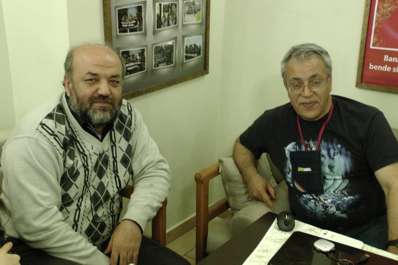 2013 Edip Yüksel ve İhsan Eliaçık