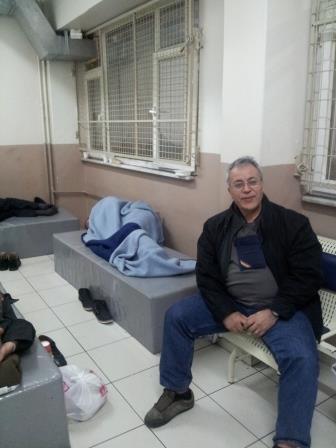 2013 Şubat Hücrede Tutuklu