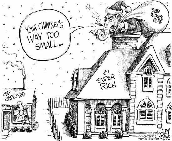 AdamZyglis Rich Santa