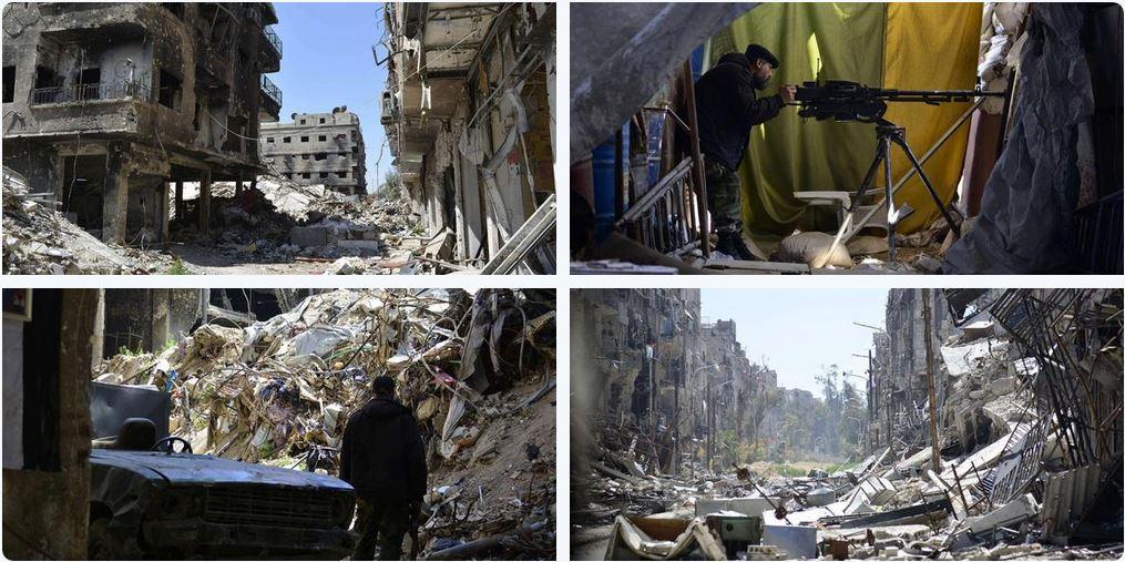 2015-04-06 Suriye Yarmuk ISIS